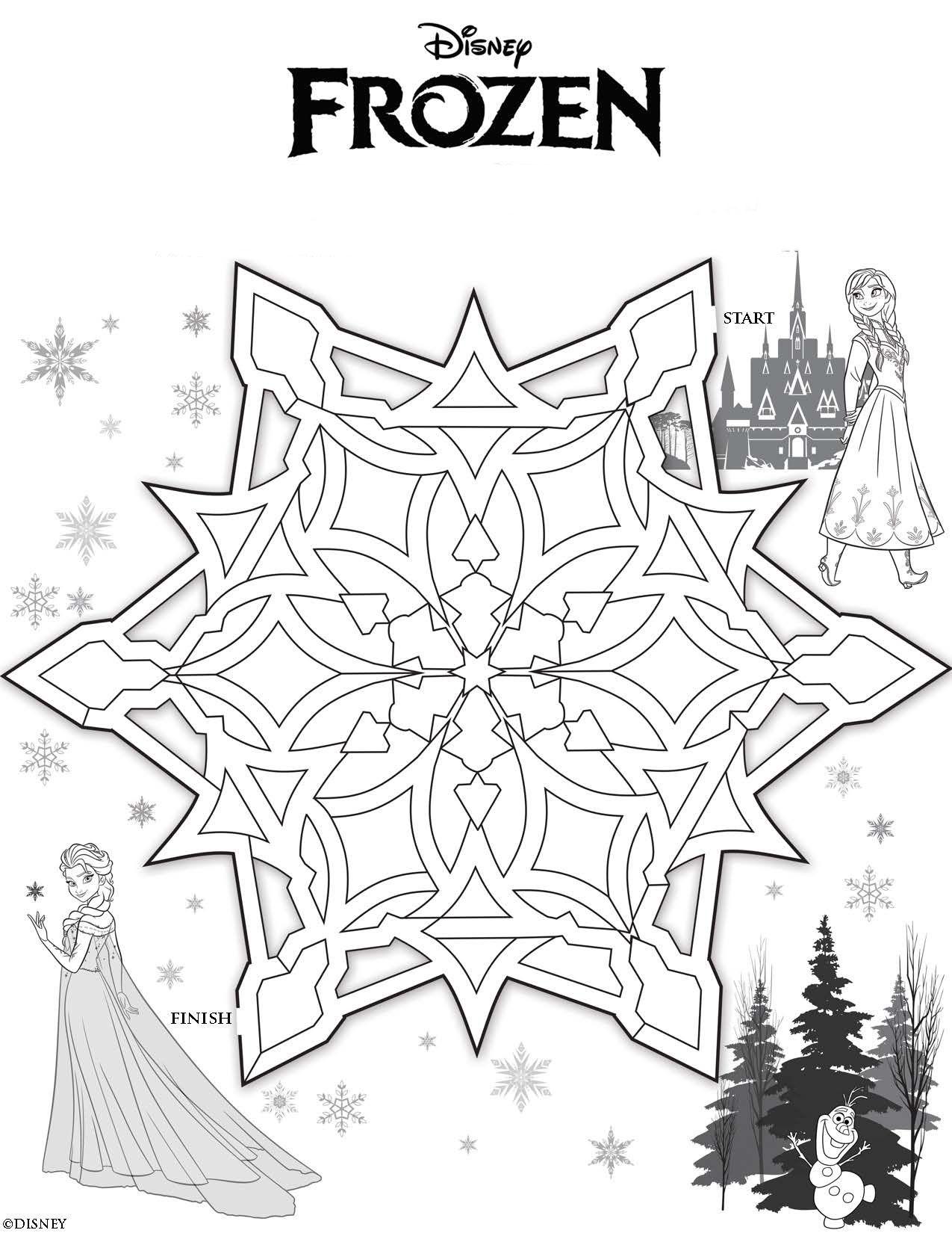 Desenhos Para Colorir Jogos De Pintar Do Frozen Frozen Para