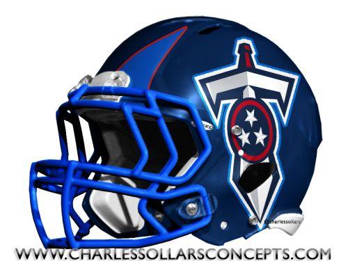 Charles Sollars Concepts @charles elliott Sollars @charles elliott Sollars http://www.charlessollarsconcepts.com/tennessee-titans-navy-blue-helmet-concepts/ #nfl #nike #titans #tennessee