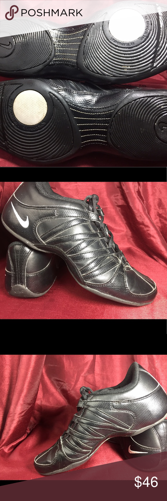 faf005059c5 Nike Ne Marquee Non Marking Athletic shoe size8 Overall good condition had  normal wear the bottom sole is very good condition please see description  Nike ...