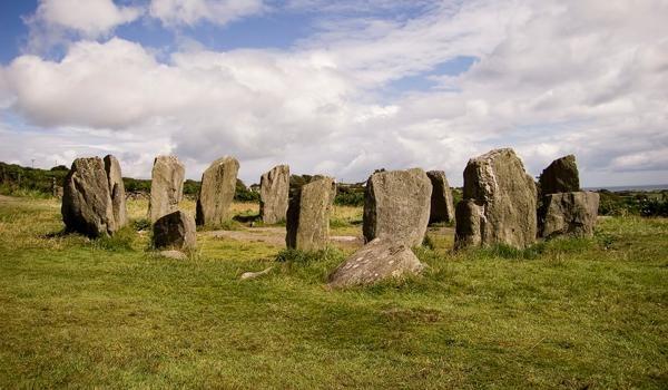 Drombeg Stone Circle Druids Altar