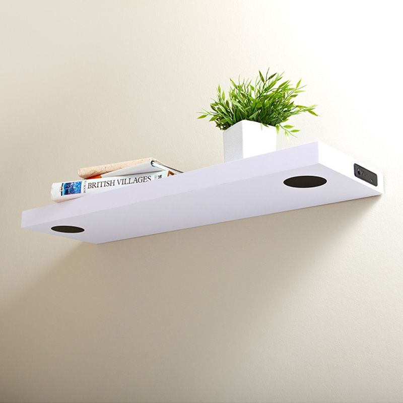 quality design 585b1 1d869 Bluetooth Shelf 80cm- White. Perfect for use in any room in ...