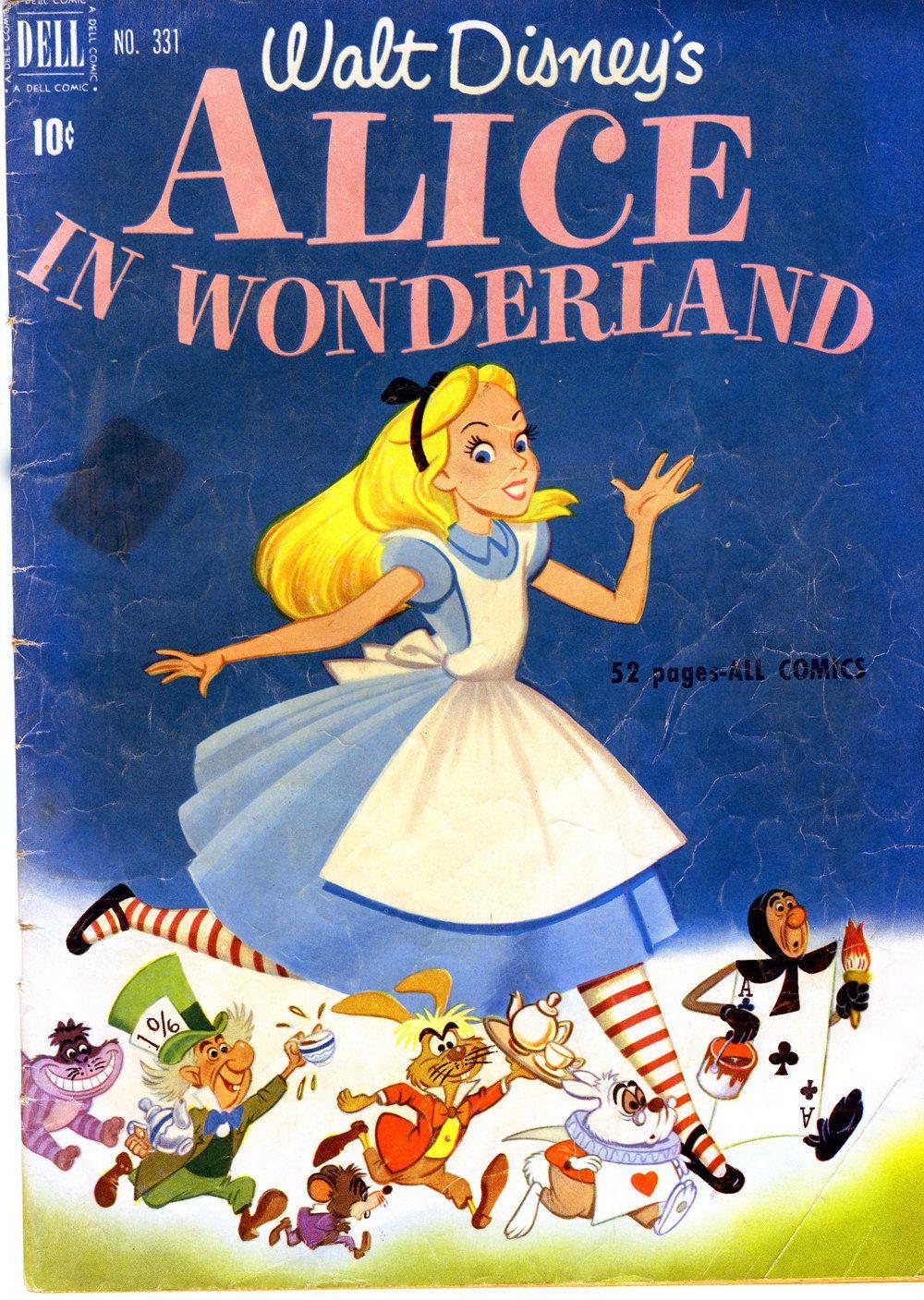 *ALICE In WONDERLAND, 1951