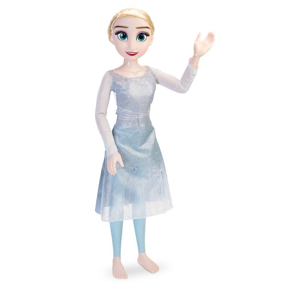 Elsa Ice Powers Playdate Doll Frozen 2 32 Shopdisney In 2020 Disney Frozen 2 Disney Frozen Playdate