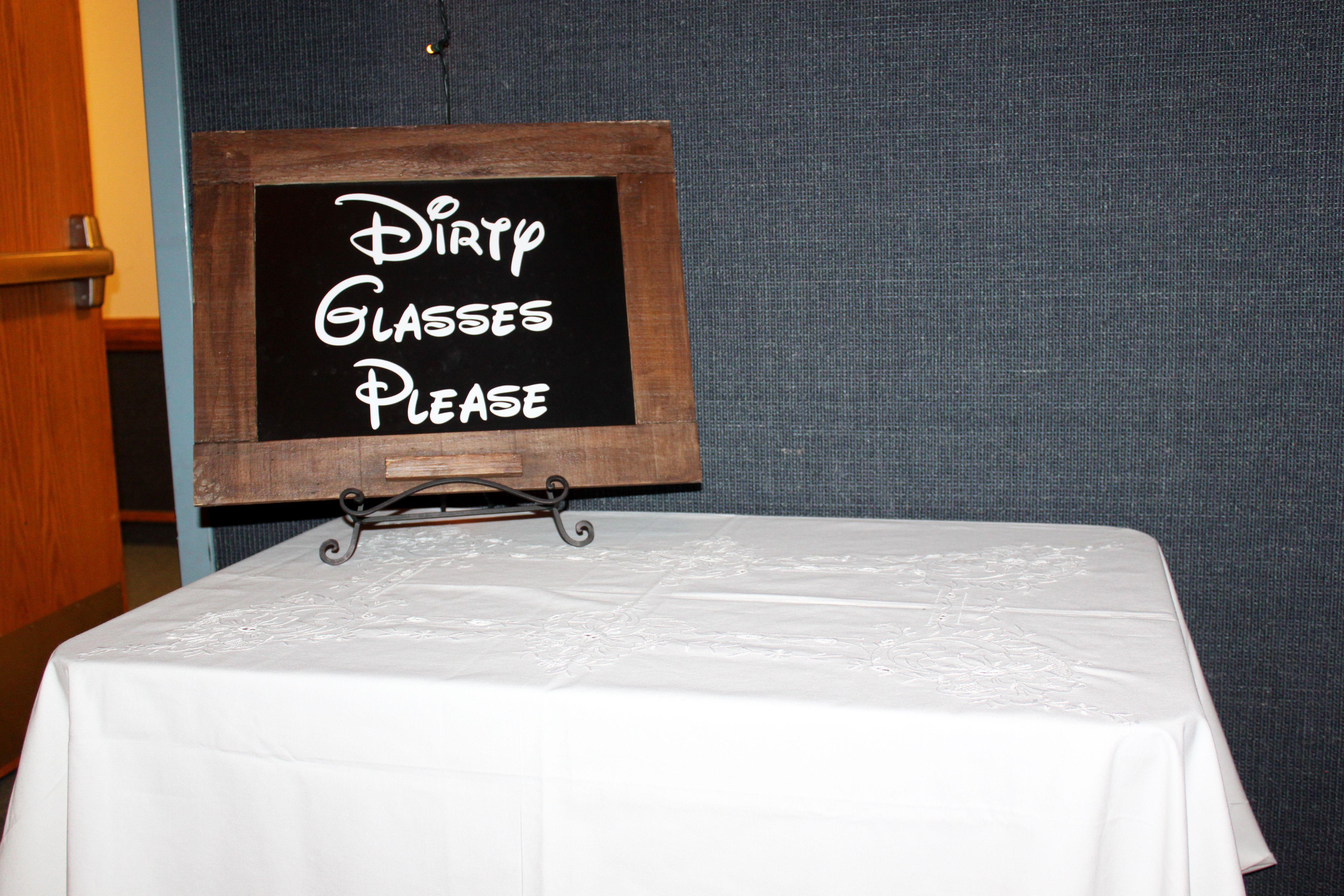 Dirt Glasses