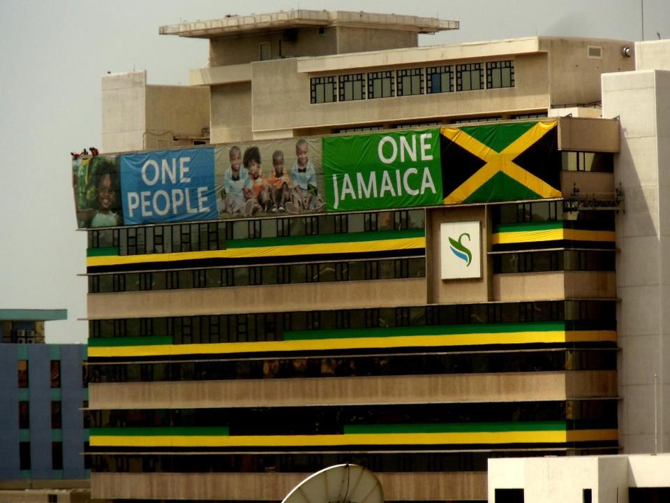 Life Insurance Company Sagicor Decor Celebrating Jamaica 50 One People One Jamaica Life Insurance Companies Jamaica Insurance Company