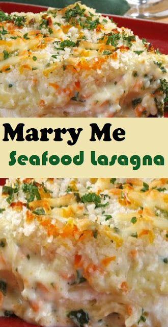 Photo of Marry Me Seafood Lasagna – CENANIS FOOD