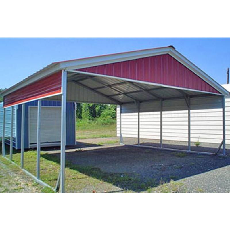 Folding Foldable Steel Frame Carport Garage Parts Metal Carports Portable Carport Metal Buildings