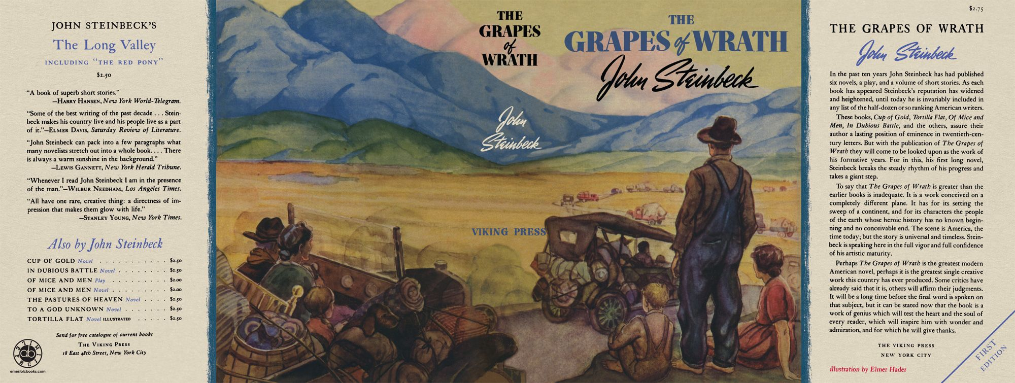 an analysis of the symbolism in the grapes of wrath a novel by john steinbeck In the grapes of wrath, john steinbeck speaks of the ongoing tirade hovering over the never-ending cycle of unemployment, and the quest for stability, independence, and happiness this book opens at the scene of the aftermath of a typical dust storm.