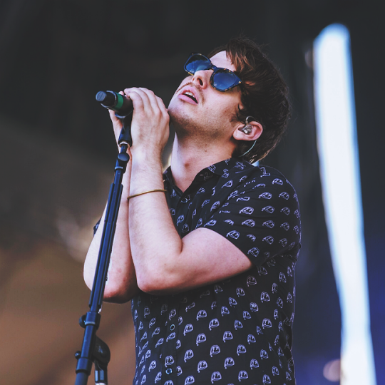 Welcome to the world of Mark Foster.