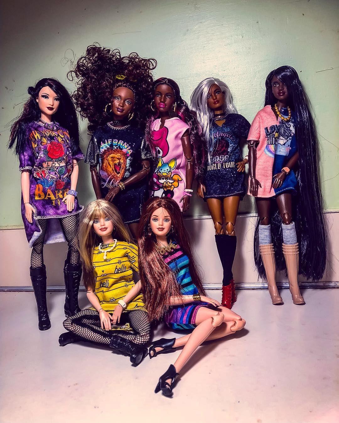 Пин от пользователя Olga Vasilevskay на доске Barbie ...