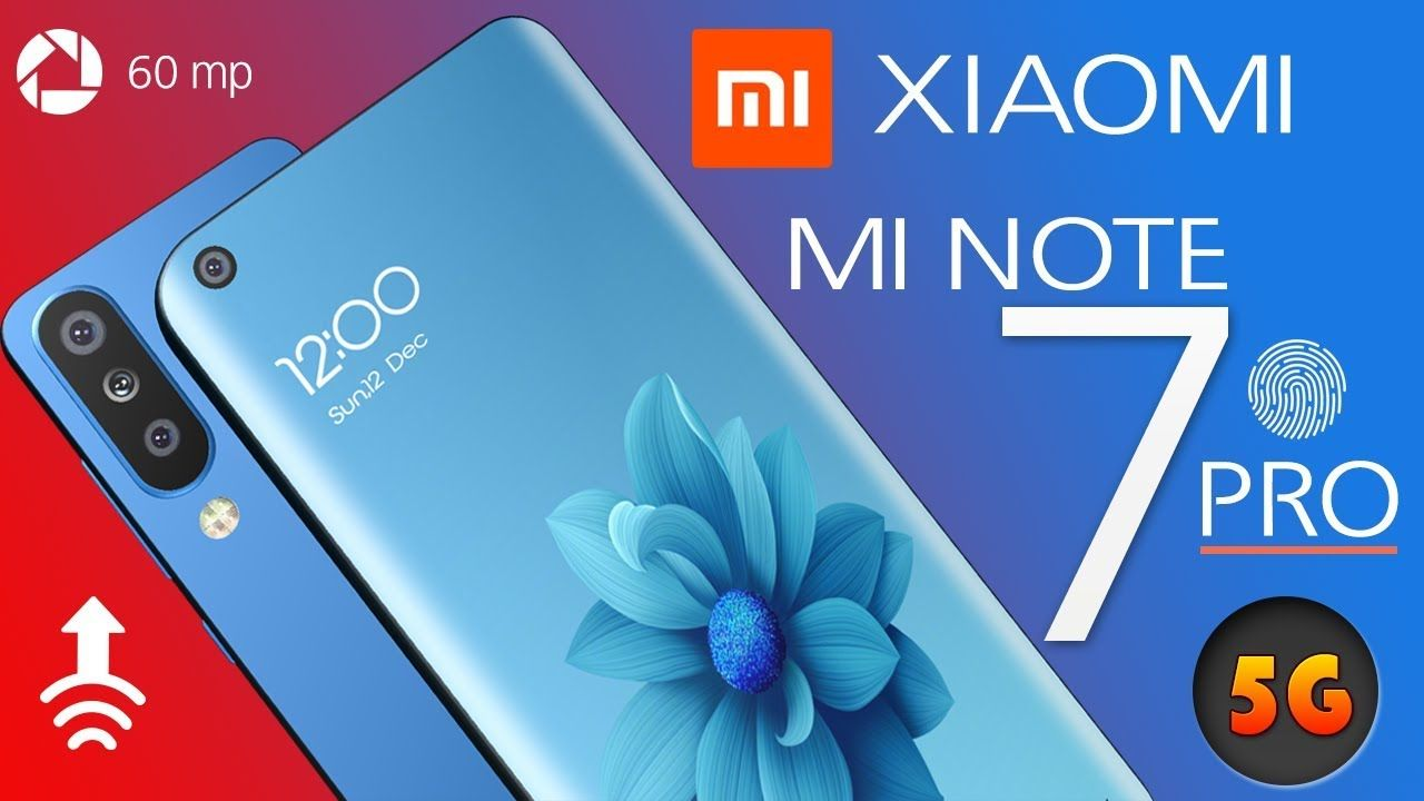 Xiaomi Redmi Note 7 Pro Introduction Price Specs And Release