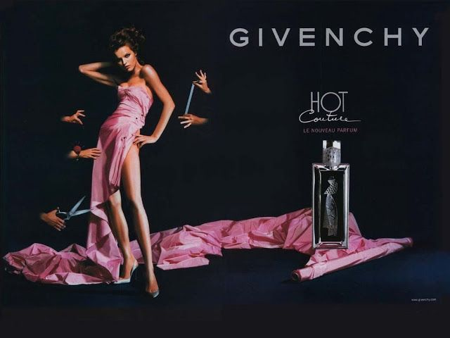 GIVENCHY HOT COUTURE - resenha de perfume.