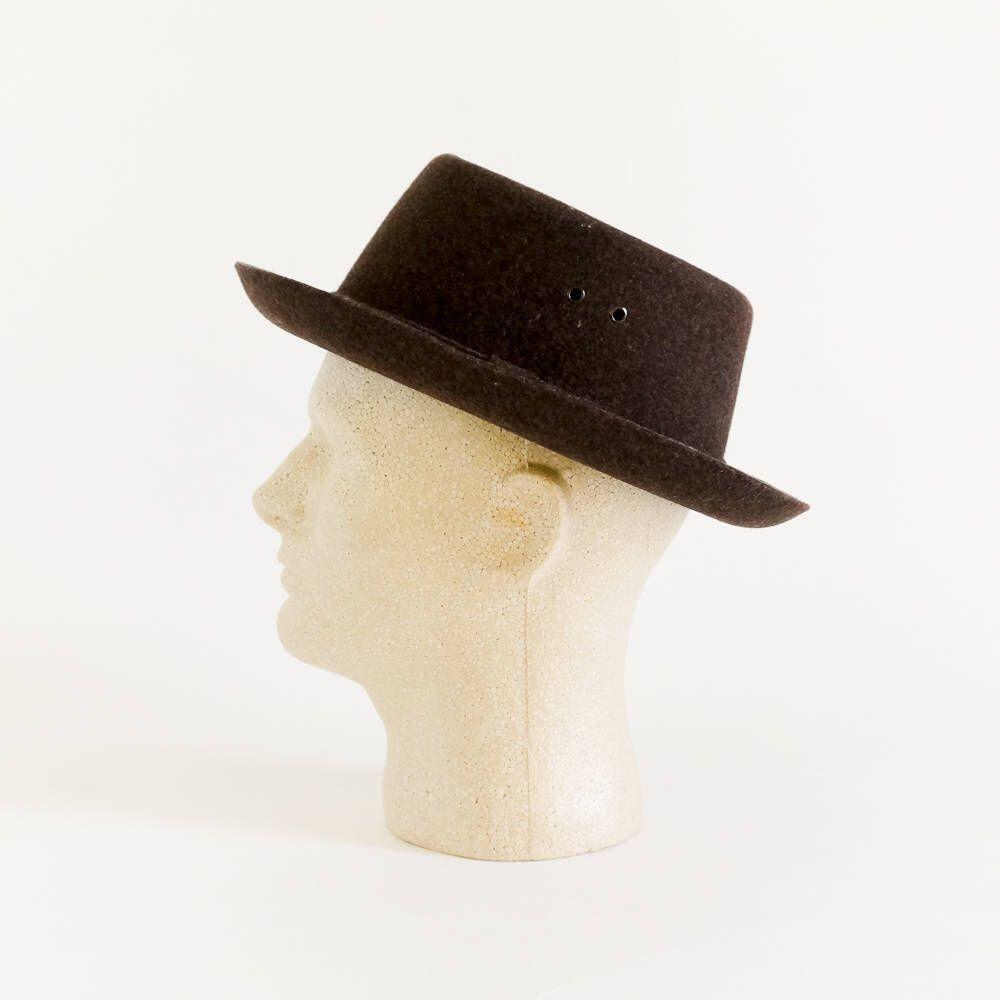 678dbb8d1324e Vintage 1950s 60s Mens Size Medium Hat