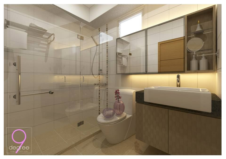 Best Small Bathroom Layout