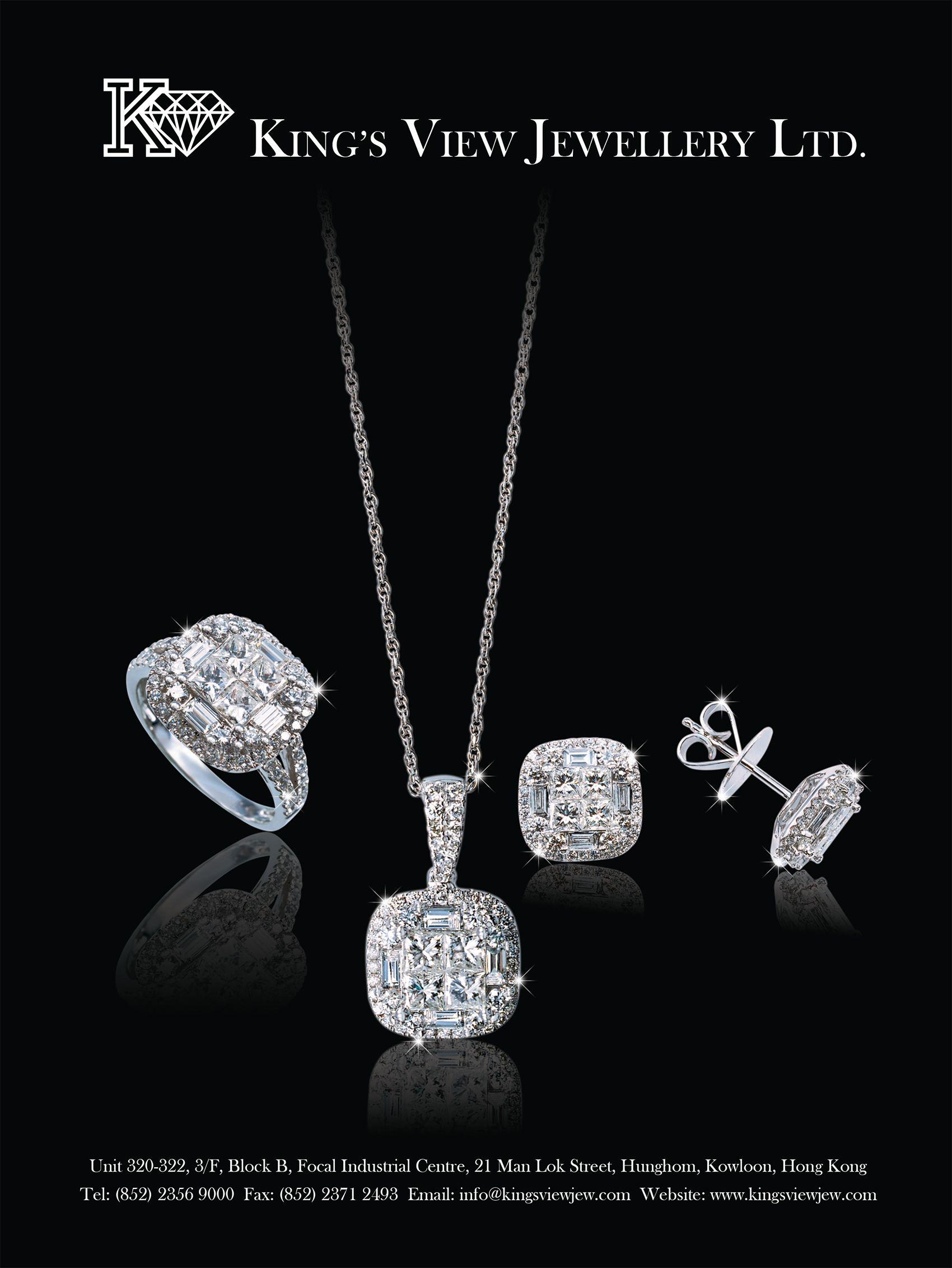 95246f1f8f9db King's View Jewellery Ltd #Booth No.B50055 #FineJewelry #JCK ...