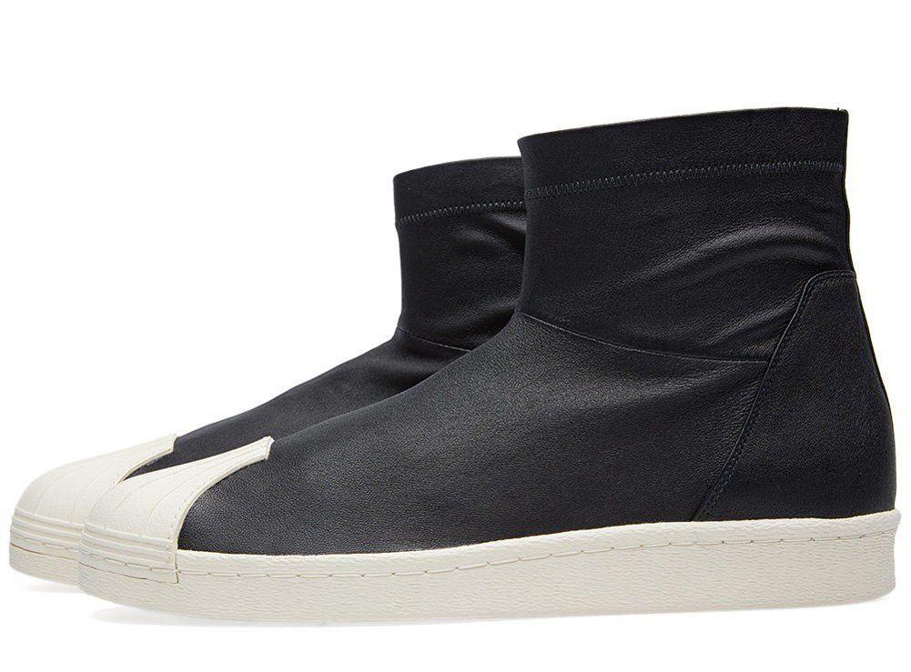Chaussures De Sport Noir Haute Rick Owens GOu6BDL