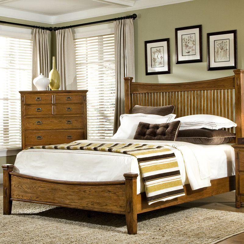 Pasilla Platform Configurable Bedroom Set | Bedroom set ideas ...