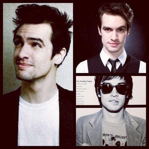I cant stop obsessing over brendon urie <3