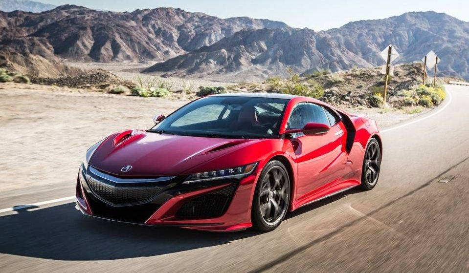 2020 Honda NSX Release Date and Predictions Regarding the