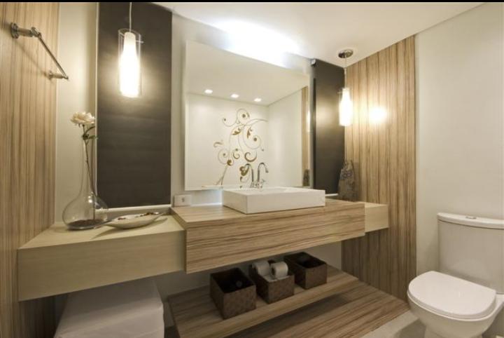 Banheiro - contemporary