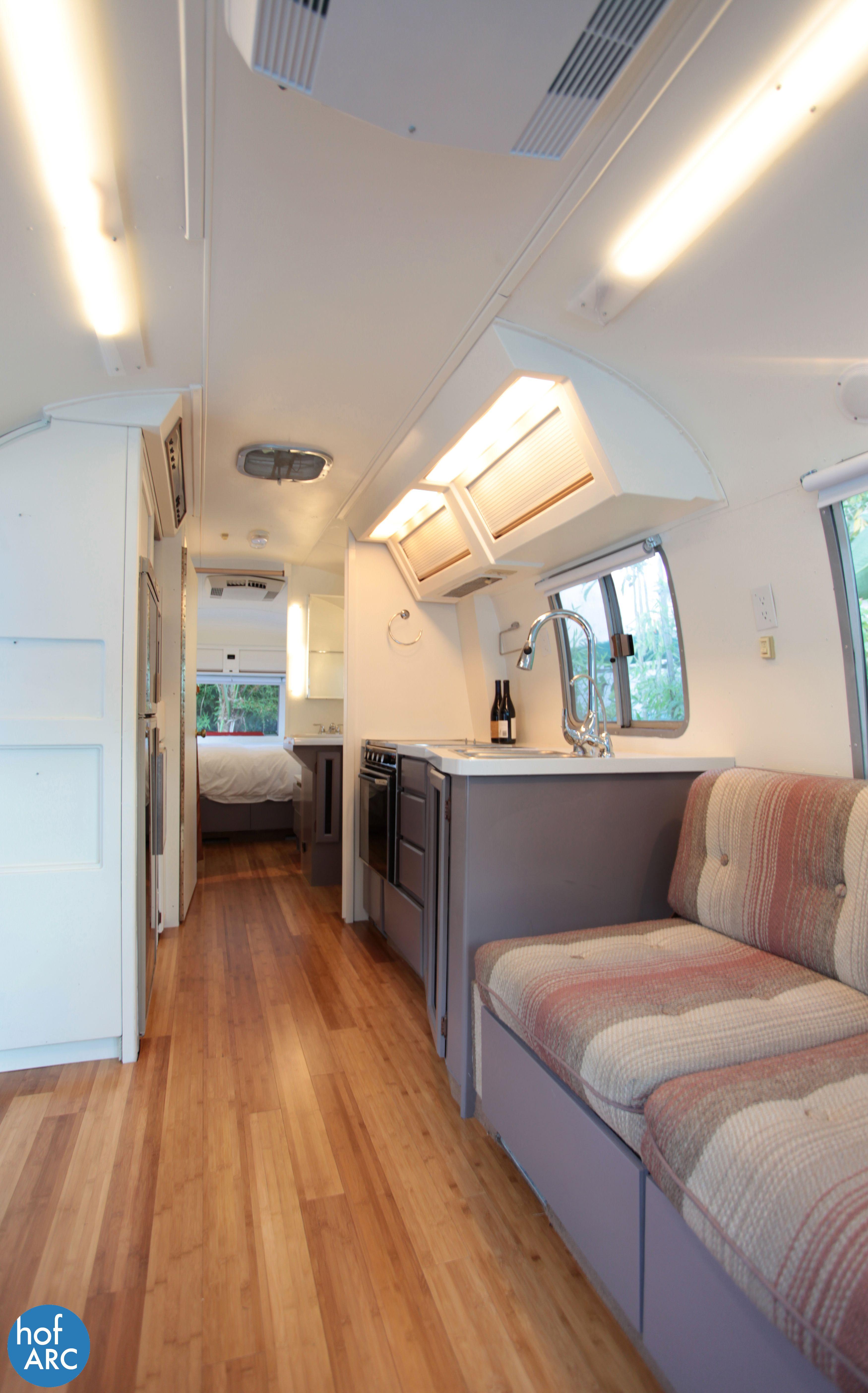 Airstream Panamerica With Images Airstream Interior Airstream