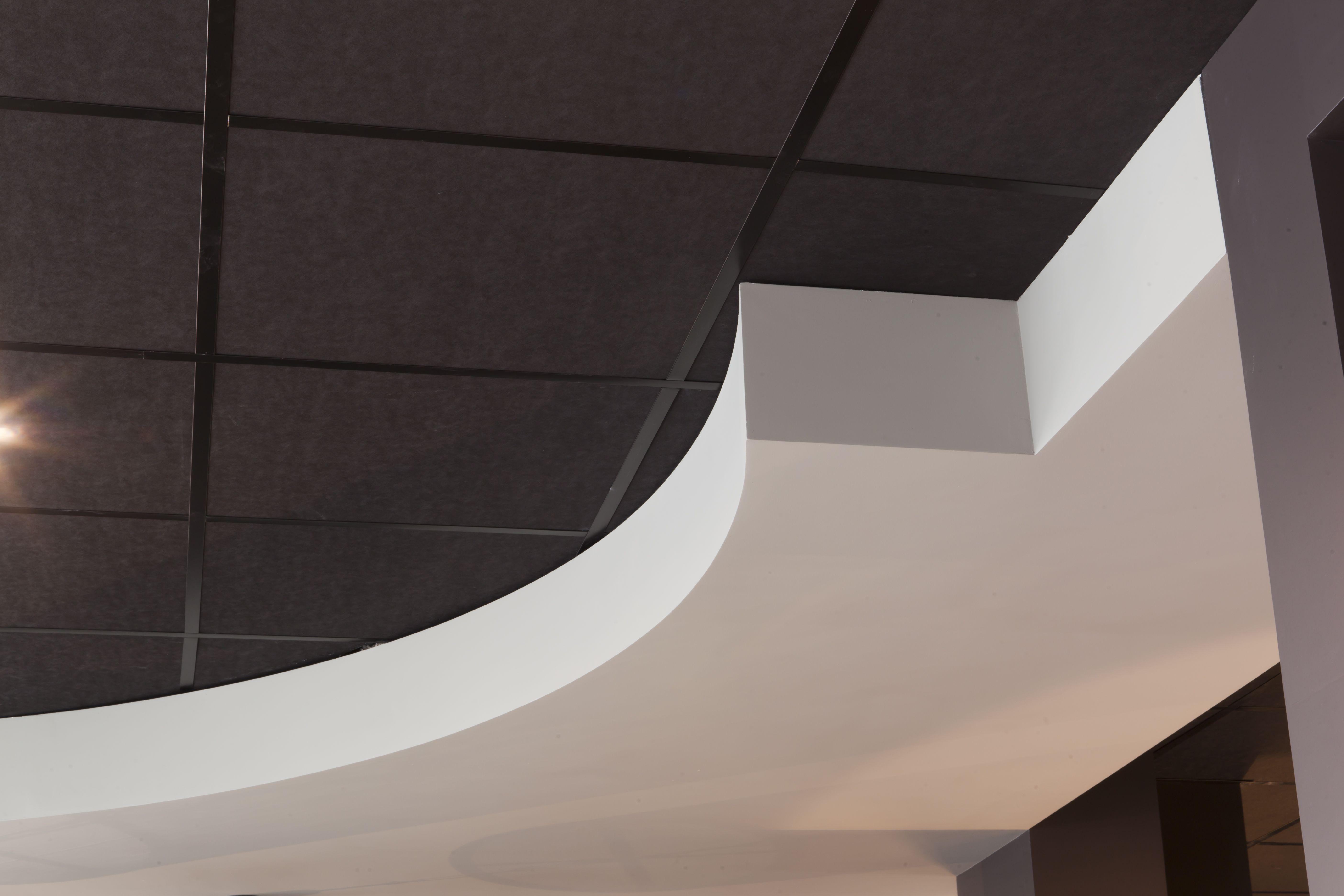 Faux plafond réalisé  par le Staffeur. Aujourd'hui, ces éléments en staff sont visibles dans des décors plus modernes et contemporains. IDKREA les réalise pour vous !