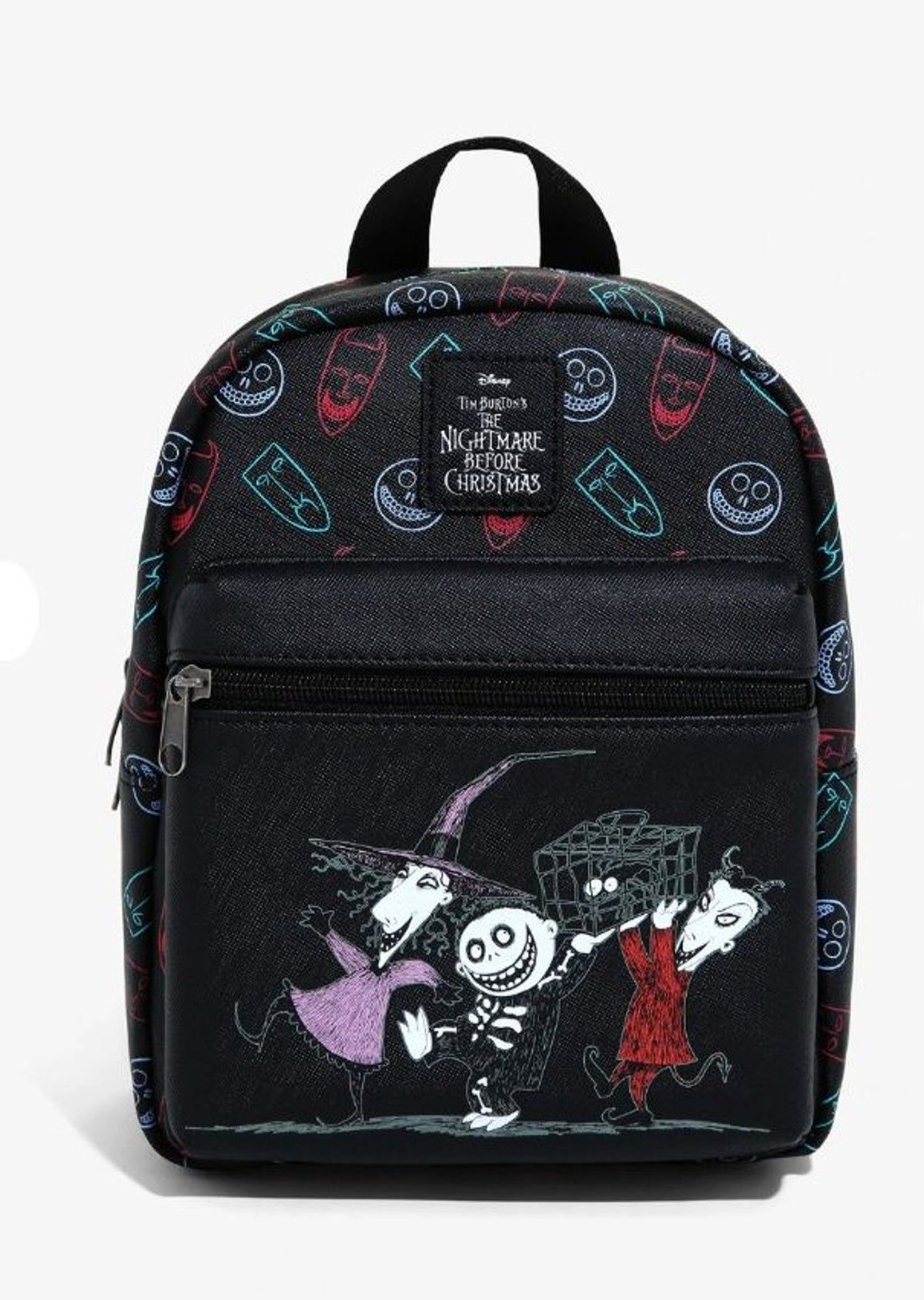 Pin By Ted Nel On Coraline In 2020 Mini Backpack Cute Mini Backpacks Loungefly Bag
