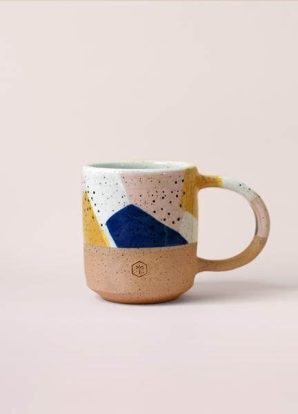 Pattern 16oz Mug 005 #ceramicmugs