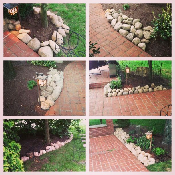 Field Stone Landscape Stone Landscaping Outdoor Stone Garden