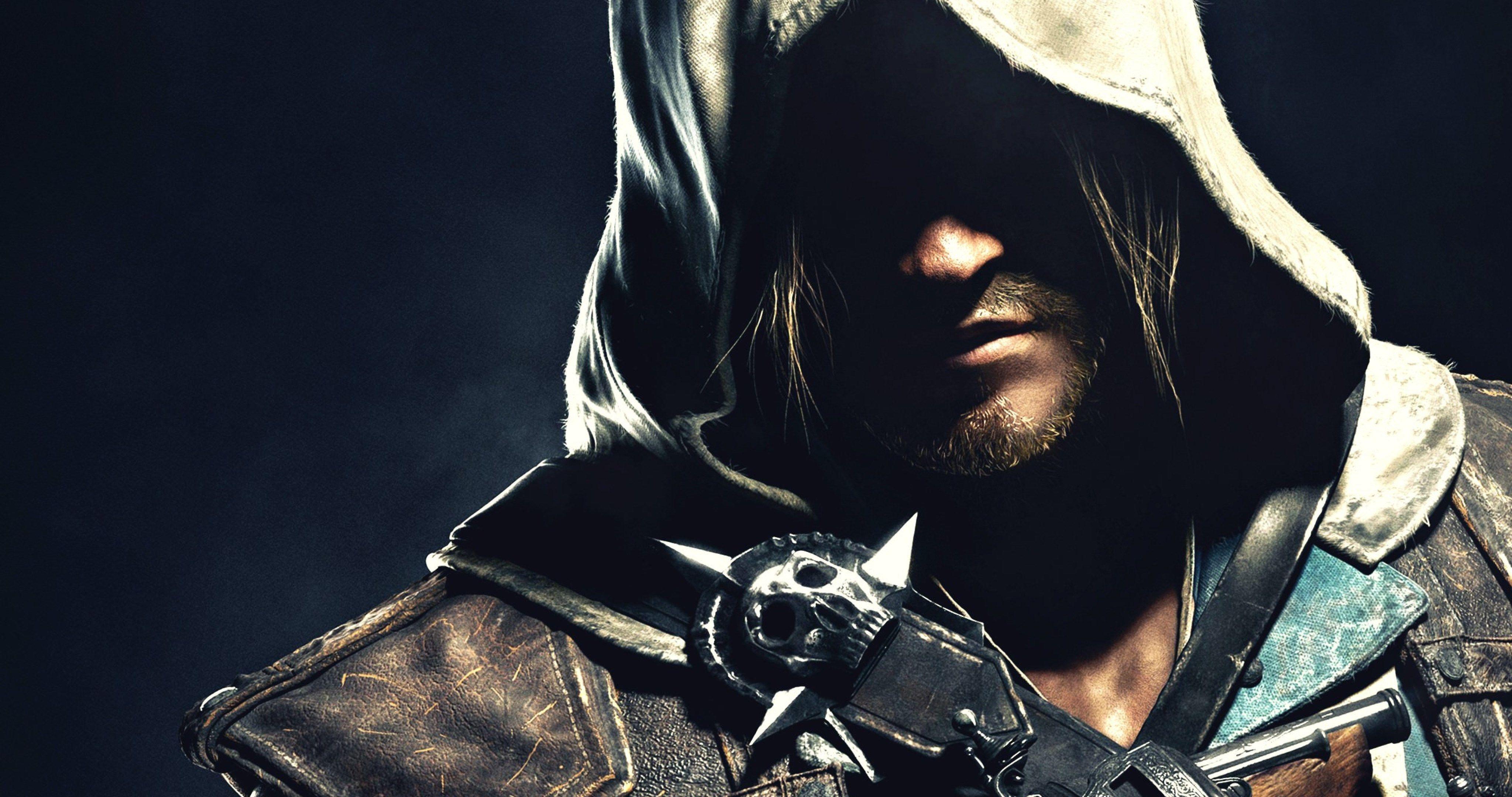 Assassins Creed Iv Black Flag Video Game 4k Ultra Hd Wallpaper