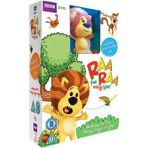 """Ocho episodios del programa de dibujos animados que tanto gusta a los  niños, después de las aventuras de Raa Raa, """"el pequeño león que le gusta hacer mucho ruido"""", ahora le acompañan sus amigos, la cebra Zebby, Crocky cocodrilo, elefante Huffty, mono Ooo Ooo y la jirafa Topsy  Mientras se divierten, los amigos interactuan y trabajan juntos para resolver los problemas. Los episodios son: """"Piedras Musicales de Topsy ',' Ooo Ooo Slips Up ',' The Sound Derecha ',' Hora de la merienda de Zebby…"""