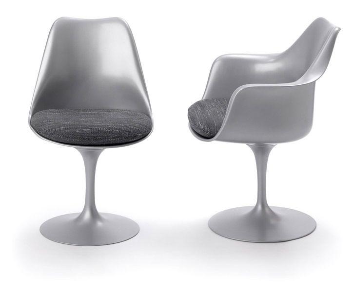 Delightful Tulip Chair By Eero Saarinen