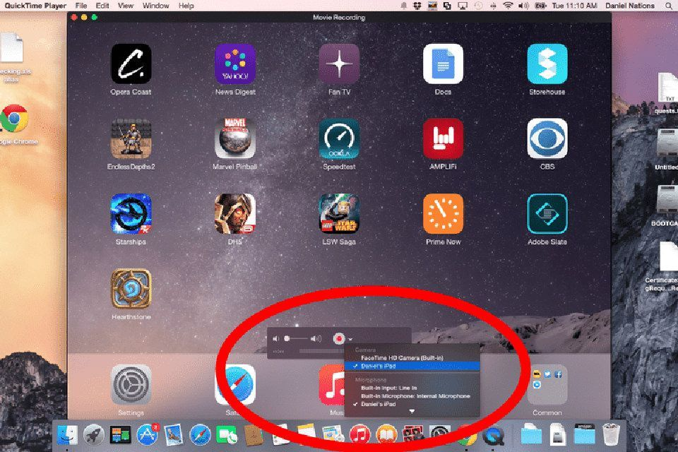 How to Record Your iPad Screen to Your Mac for Free Ipad