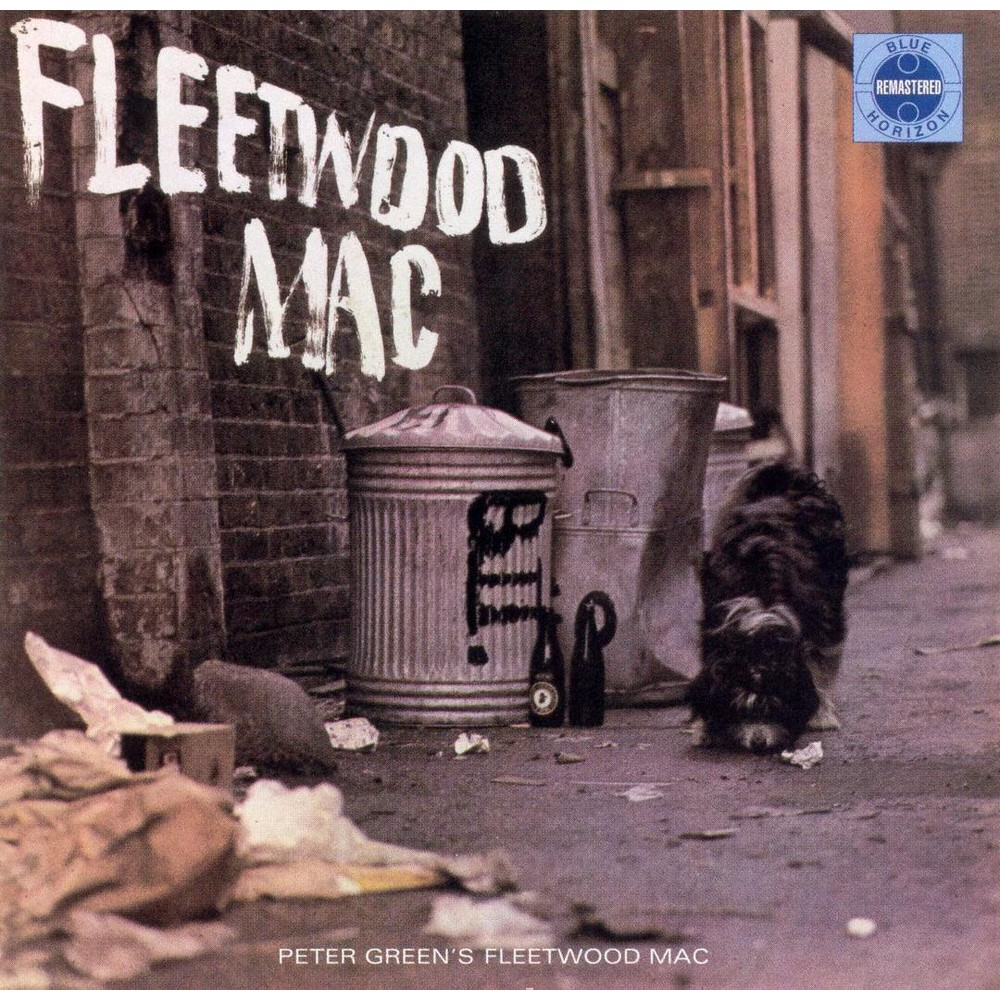 Fleetwood Mac - Fleetwood Mac (1968) (CD) | Products | Peter