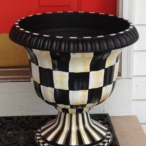 Delicieux Large Urn Planter Resin Flower Pot By Michele Sprague