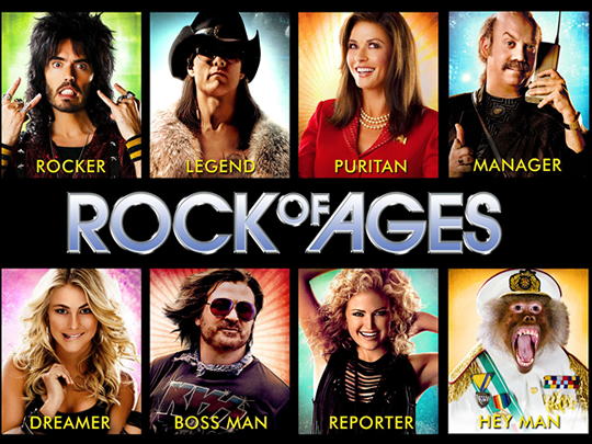 Discount Rock Of Ages Tickets Helen Hayes Theatre