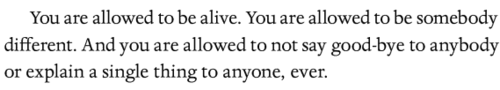 Augusten Burroughs, This Is How