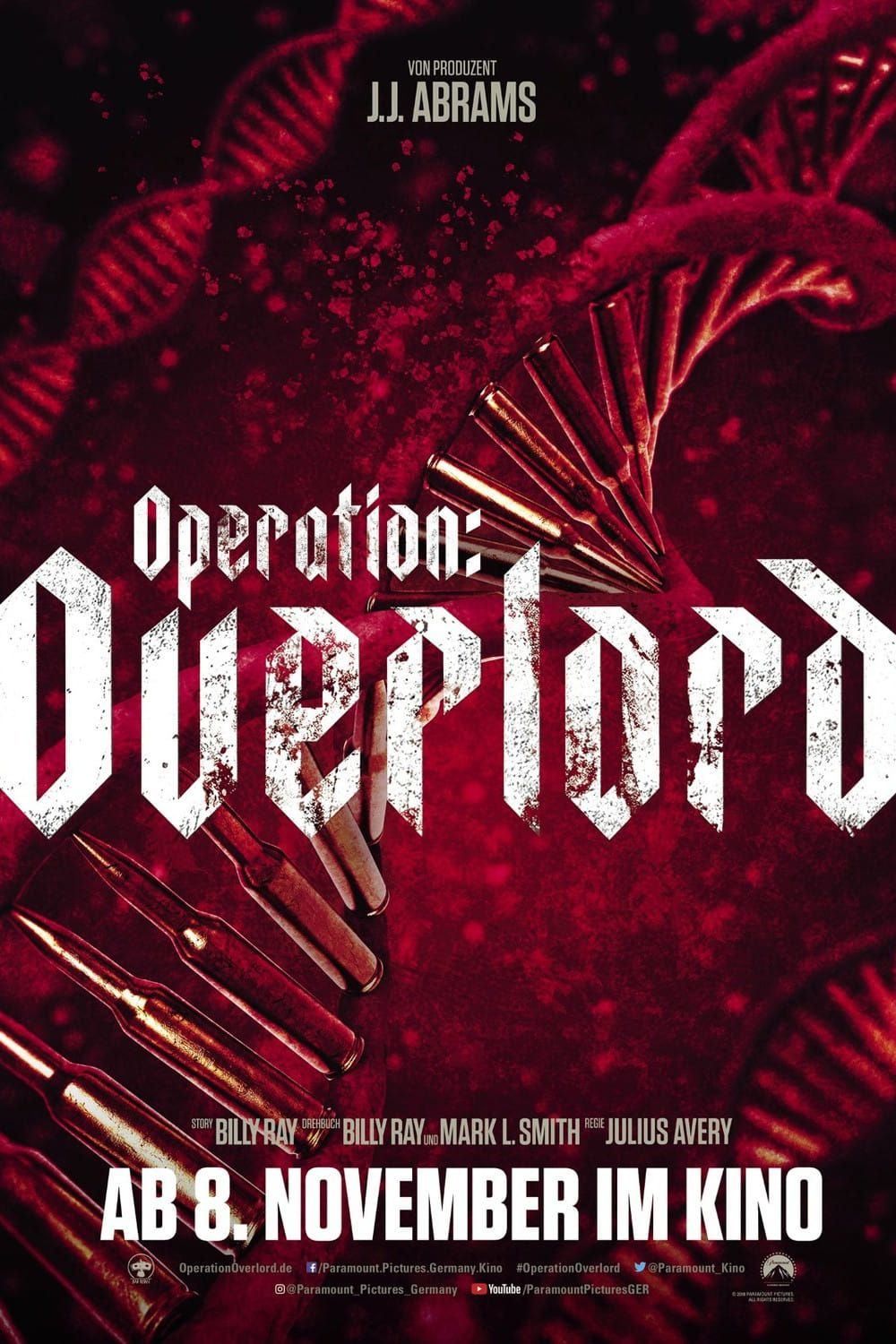 Overlord Streaming Vf Complet En Ligne Gratuite Streaming Vf Movie Posters Full Movies Tv Spot