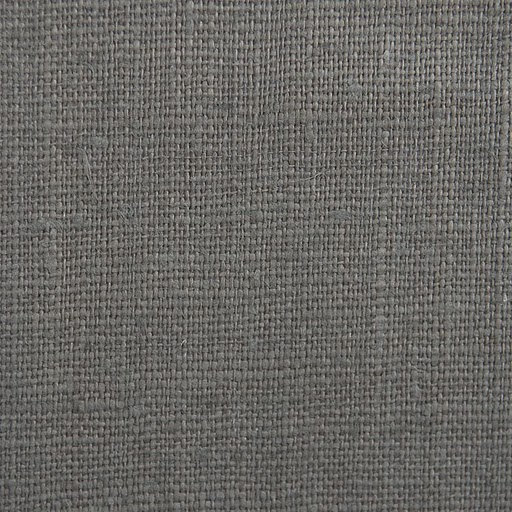 dark grey linen fabric medium to heavy weight home furnishings