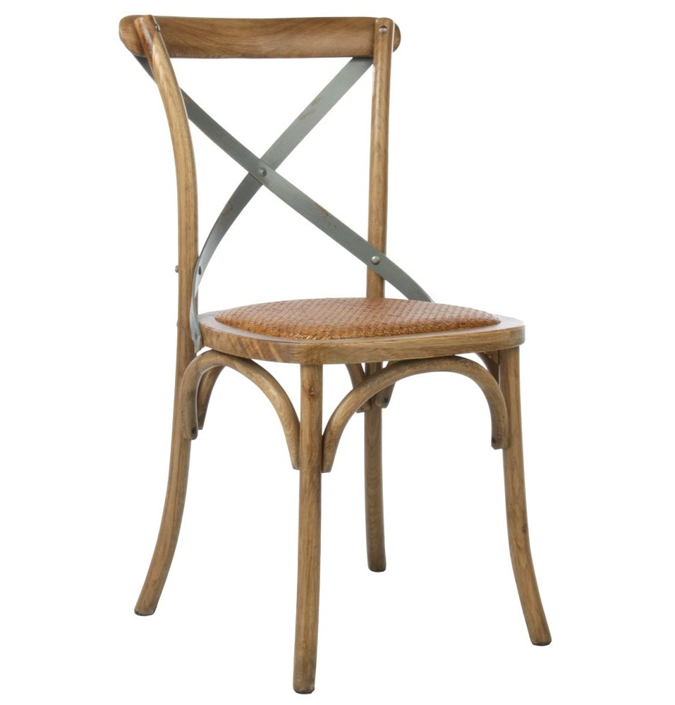 Bella Cross Dining Chair - Matt Blatt  sc 1 st  Pinterest & Bella Cross Dining Chair - Matt Blatt | dining | Pinterest | Dining ...