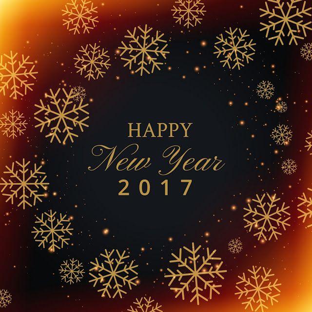 Happy New Year 2017 Wallpaper Happy New Year 2017 Pinterest