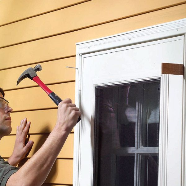 How To Adjust Storm Doors Screen Door Repair Door Repair Storm Door