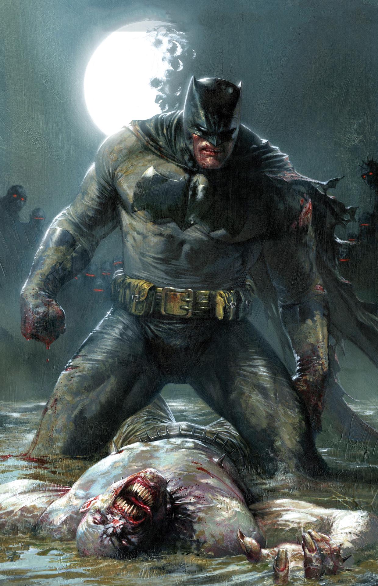 Batman art by Gabriele dell'Otto. | Batman, Batman dark ...