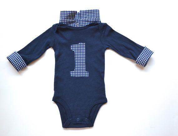 Baby Boy Erster Geburtstag Outfit Ersten Geburtstag Von Brimmerboys