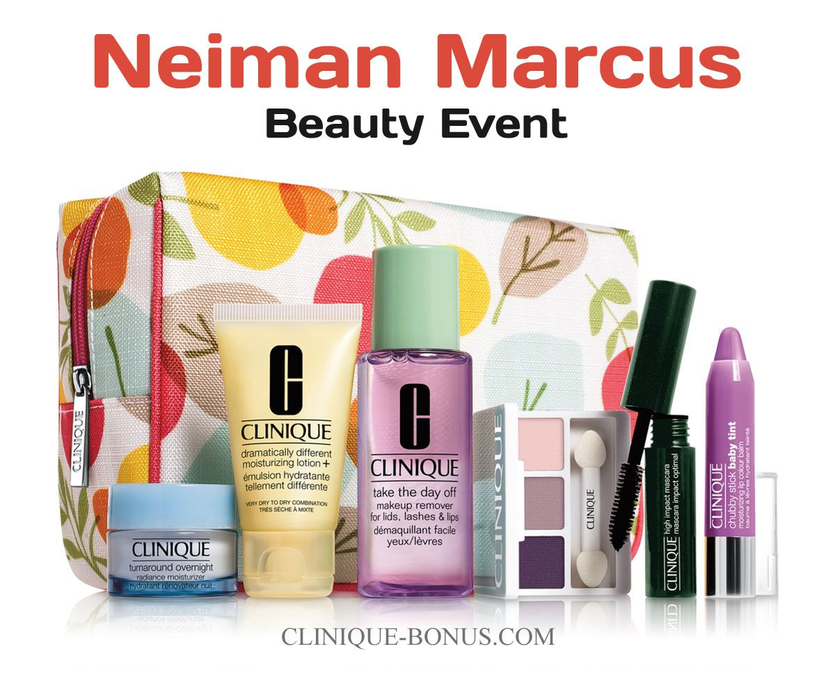 Beauty Event at Neiman Marcus over 100 beauty gifts with