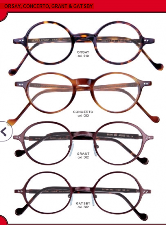 ab1de52a58b7 LaFont Reedition- Orsay Concerto Grant and Gatsby www.winkeyecare ...