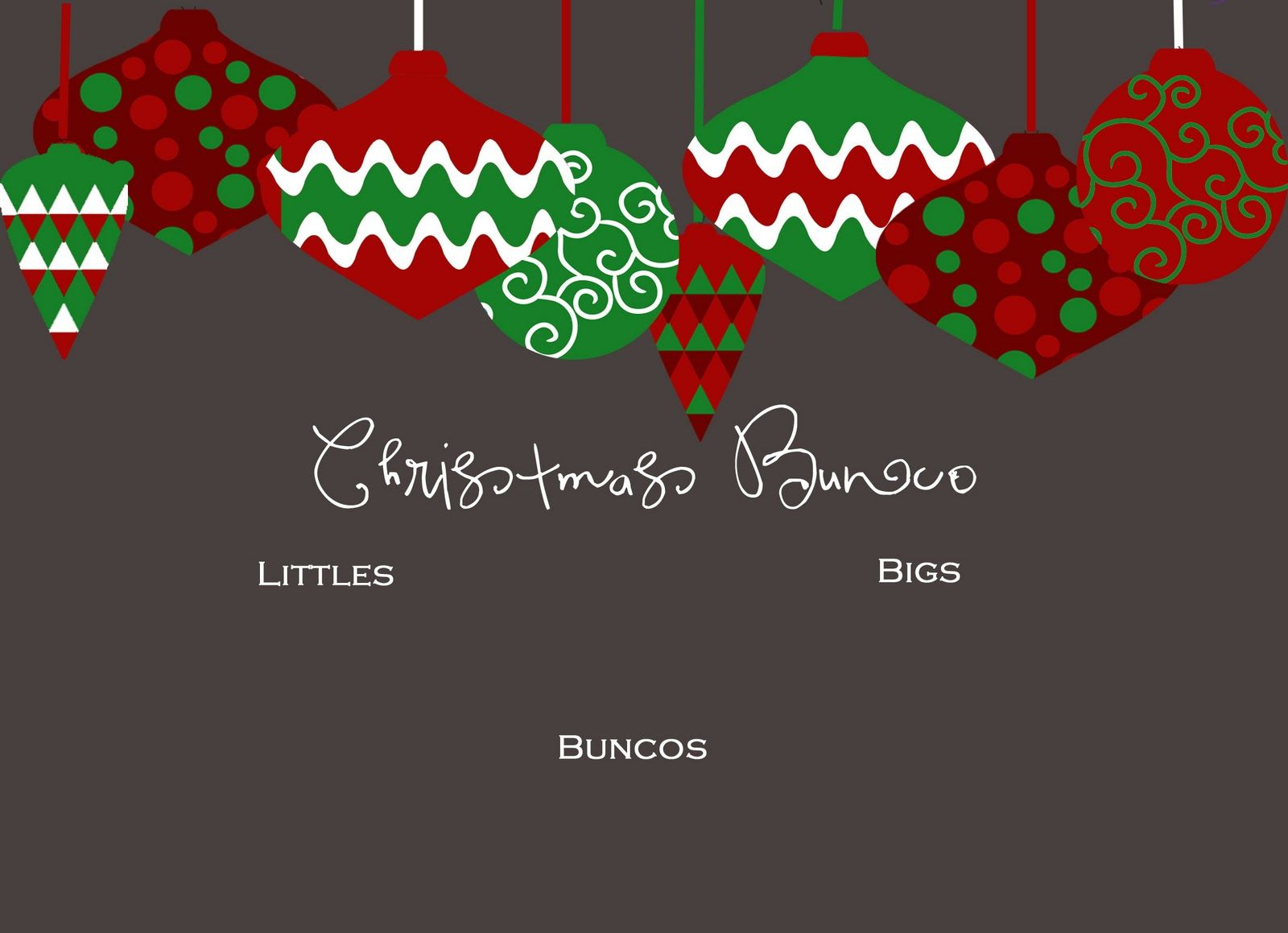 Wonderful Christmas Bunco Party Ideas Part - 9: Christmas Bunco Score Card. Bunco PartyBunco IdeasBachelorette ...