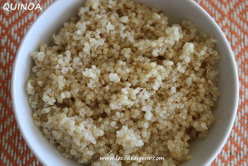 Quinoa beneficios y preparaci n paso a paso la quinoa es for Como se cocina la quinoa para ensalada