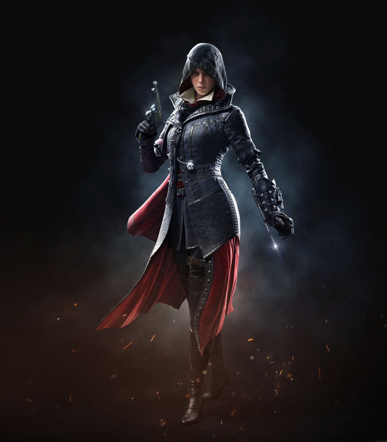 Assassin S Creed Syndicate Wallpaper Assassins Creed Syndicate Evie Assassins Creed Evie Assassins Creed