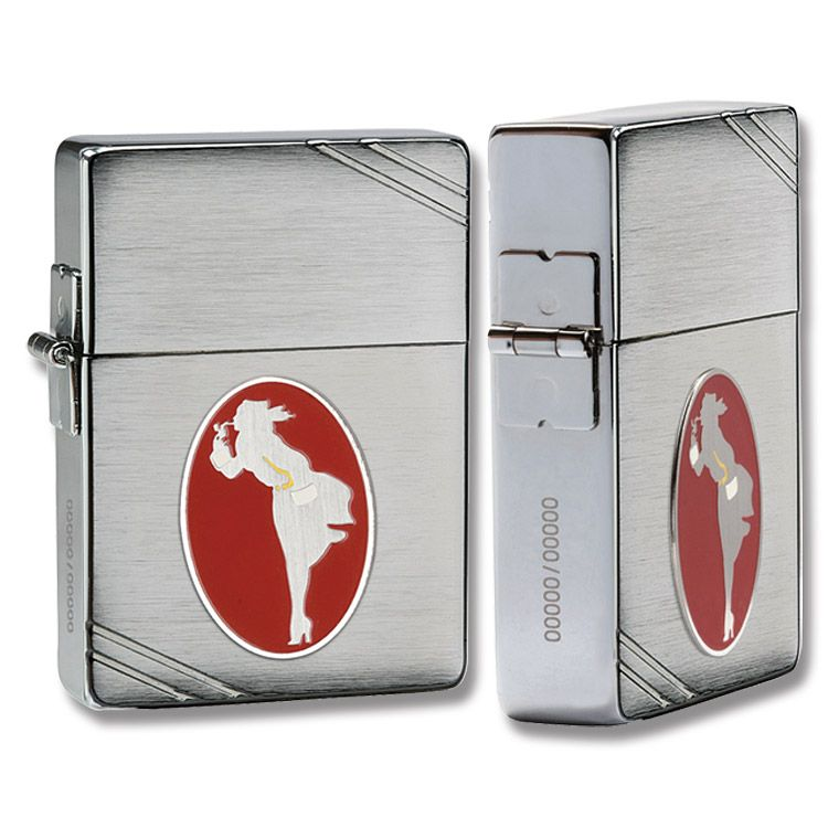 Zippo Windy 2013 Collectible Of The Year 1935 Replica Lighter Tandare